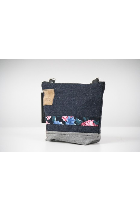 Mini Sac à Main en Denim/ MD02