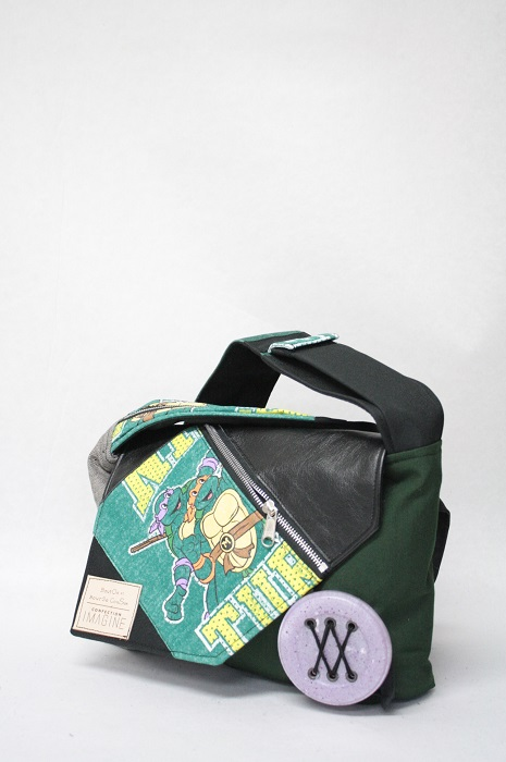 Sac à Main en denim  Ninja Turtles