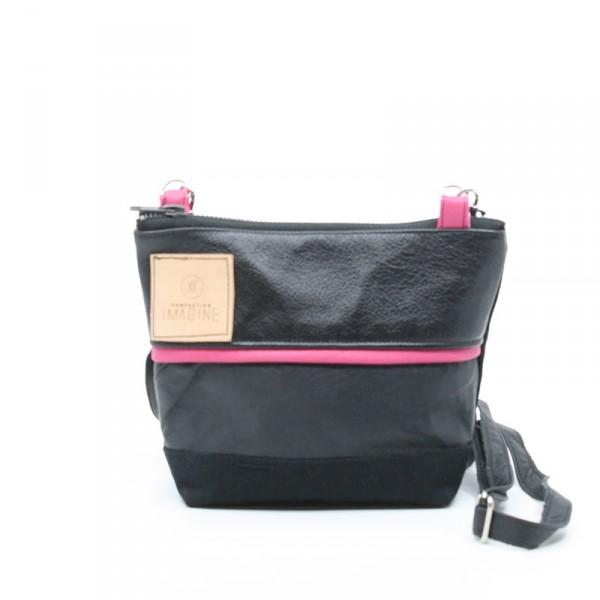 Petite sacoche en cuir / MC02