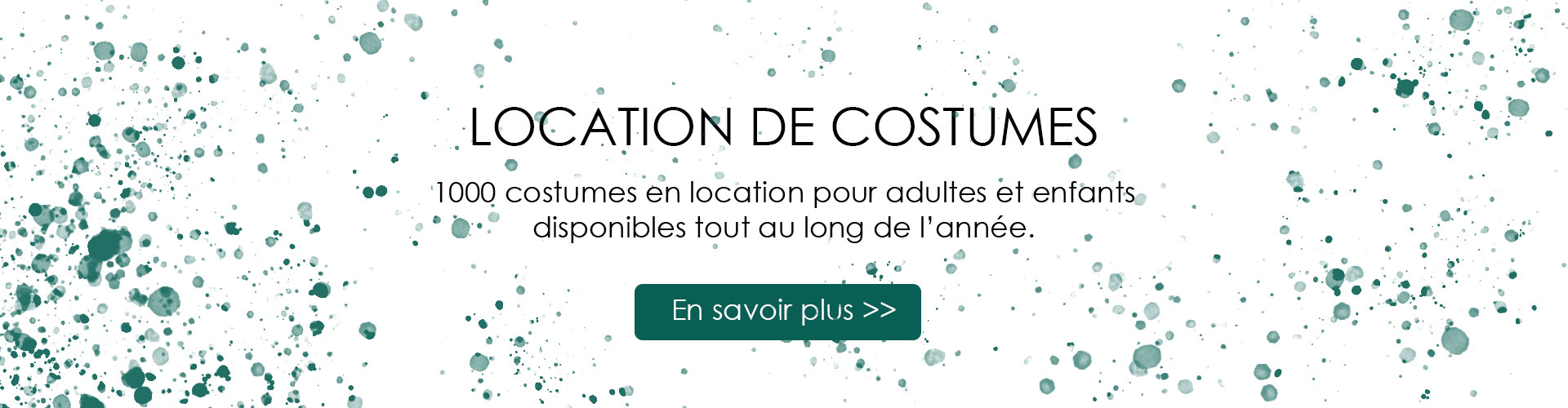 Location de costume
