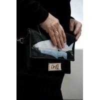 Sac à main / Sac à la taille / Sac bandoulière collabo avec Anctil Artiste