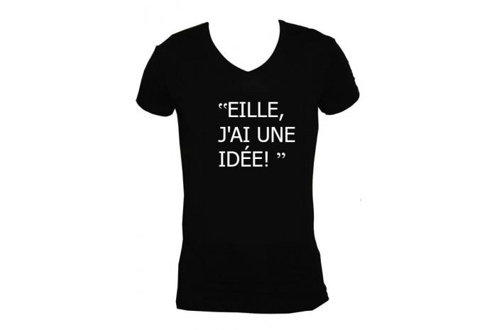 Chandails / ''Eille, j'ai une idée! ''