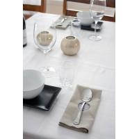 4 Serviettes de table qui font jaser! / Thématique: Souper d'amoureux